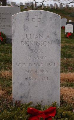 Julian Allen Dickinson
