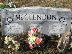 Wayne Cleo McClendon