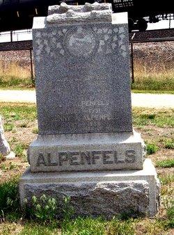 Jenny A. <i>Johnson</i> Alpenfels