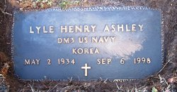Lyle Henry Ashley