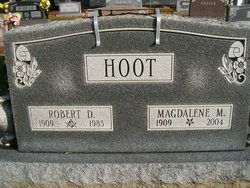 Mary Magdalene <i>McAuley</i> Hoot