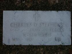 Charles Dashner Stephens