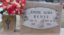 Annie Alma Benes