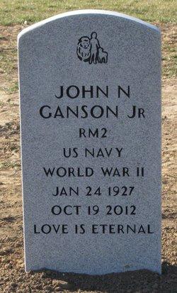 John Nelson Ganson, Jr