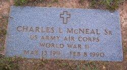 Charles L McNeal, Sr