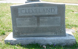 Tennessee Tennie <i>Ryan</i> Cleveland