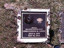 Christopher Michael Lewis