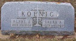 Laurette A Laura <i>Heinen</i> Koenig