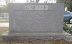 Annie Mariah <i>Capel</i> Battle