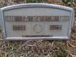 Nettie Lou <i>Chapmon</i> Shown
