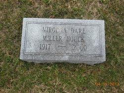 Virginia Dare <i>Miller</i> Houck