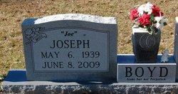 Joseph Joe Boyd, Sr