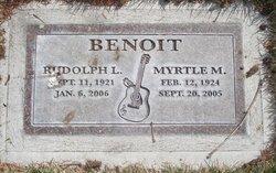 Myrtle Mae <i>Beard</i> Benoit