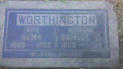 Mary Alma Worthington