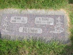 Iyone Bernice <i>Whitaker</i> Brumm