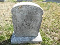 Agnes Lorene East