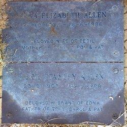 Cecil Stanley Allen