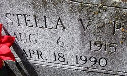 Stella Vandiver <i>Peeples</i> Harrison
