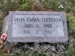 Vivia Emma <i>Gideon</i> Fletcher