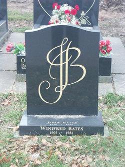 Winifred Bates