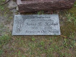 Janet E. <i>Rood</i> Kohut