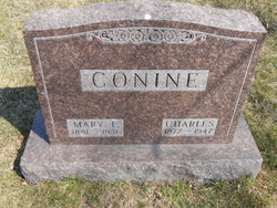 Mary Ellen Ella <i>Cangle</i> Conine