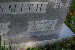 Christine <i>House</i> Smith