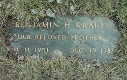 Benjamin H Kraft