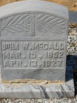 John W McCall
