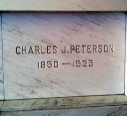 Charles J. Peterson