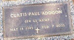 Curtis Paul Addison