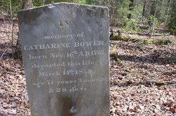 Anna Catharine <i>Mayer</i> Bowers