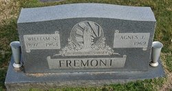 Agnes J Fremont