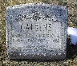 Marguerite B Calkins