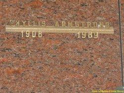 Phyllis <i>Longfellow</i> Armstrong