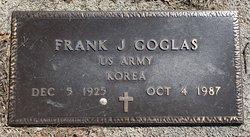 Frank J Goglas