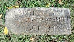 Lydia L. <i>Lamb</i> Merritt