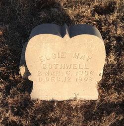 Elsie May Bothwell