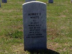 Sgt Aubrey Emmett White