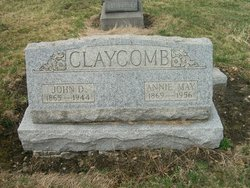 Annie May <i>Keith</i> Claycomb
