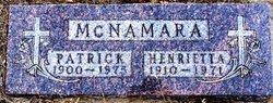 Patrick Henry McNamara