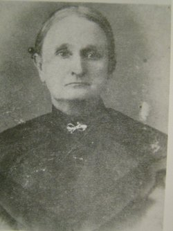Eliza Isabella <i>Goff</i> Cross Allred