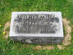 Wilhemina <i>Labhart</i> Butler