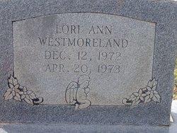 Lory Ann Westmoreland