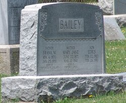 Edris Bailey