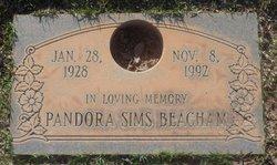 Pandora <i>Sims</i> Beacham