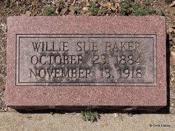 Willie Sue <i>Morgan</i> Baker
