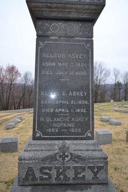Ellen E Askey