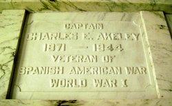 Charles E Akeley