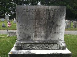 Zenas L Seavey